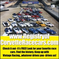 Click here to view Registry of Corvette Racecars's details!
