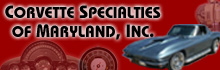 Click here to visit Corvette Specialties of Maryland West's website...
