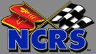 NATIONAL CORVETTE RESTORERS SOCIETY (NCRS) logo