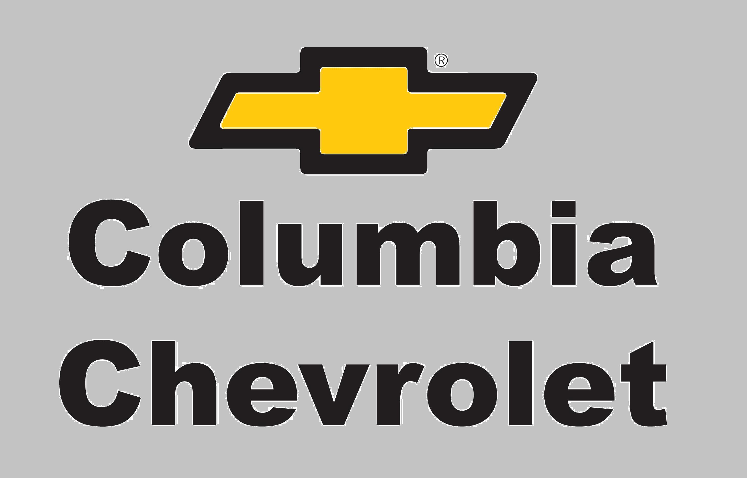 Columbia Chevrolet Building Logo